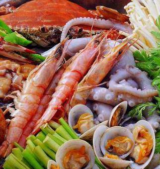 川骄海鲜火锅美味海鲜