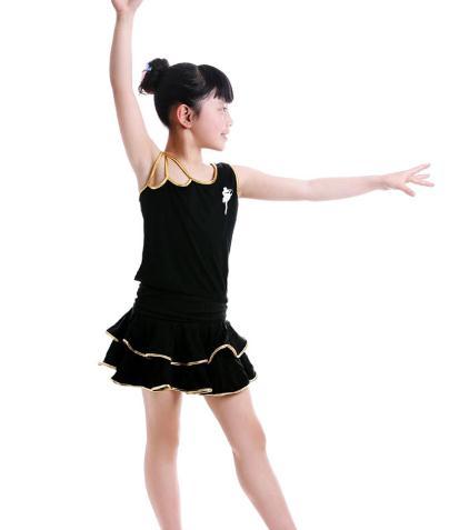 艺涓拉丁舞蹈白色