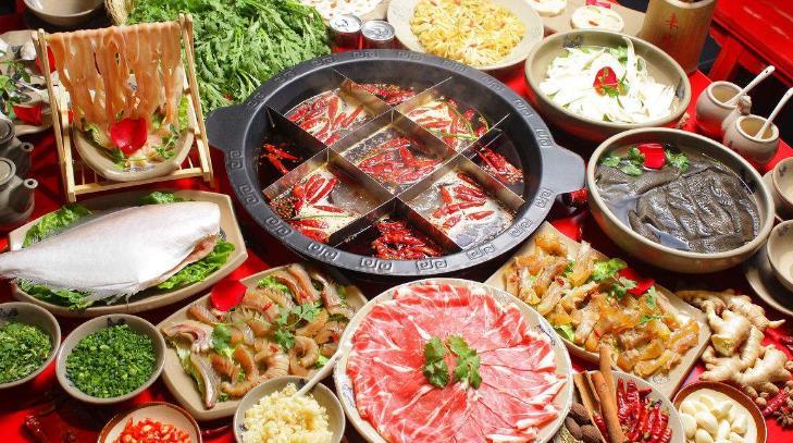 香八方火锅火锅美食