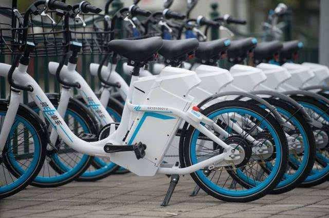 共享電單車