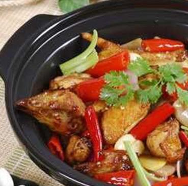 物鲜鸡煲火锅加盟
