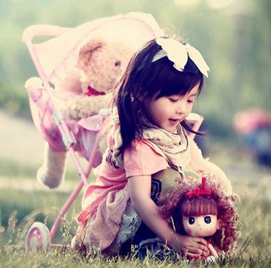 漂亮宝贝儿童摄影暖心