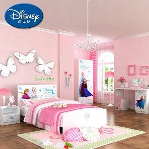 迪士尼女宝宝卧室