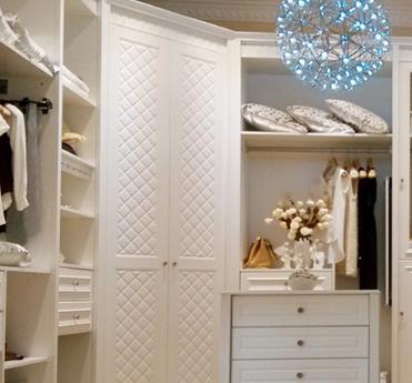 整体衣柜品牌欧式衣柜