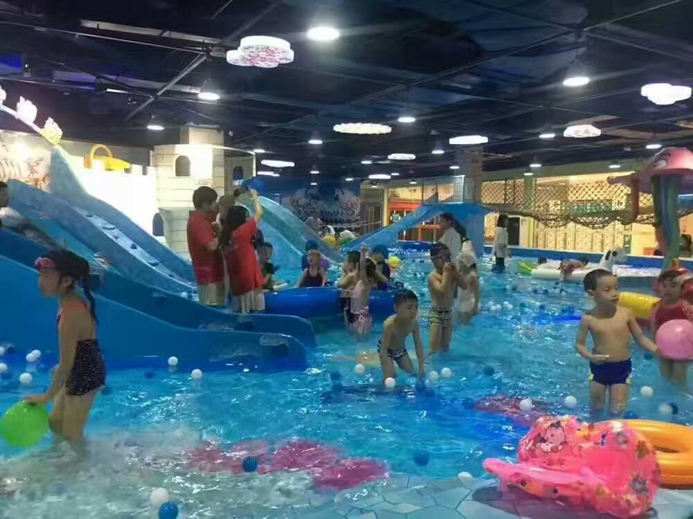 北京室内儿童水上乐园