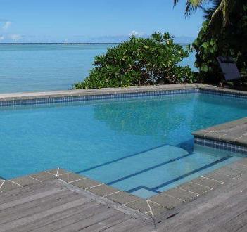 迪漾游泳池别墅泳池