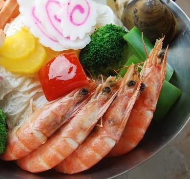 川骄海鲜火锅大虾