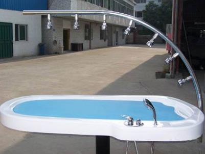 广州哈沃康体设备有限公司小型泳池