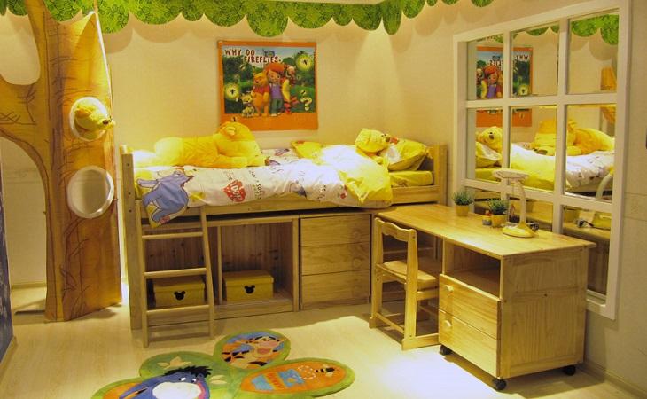 迪士尼儿童家具加盟