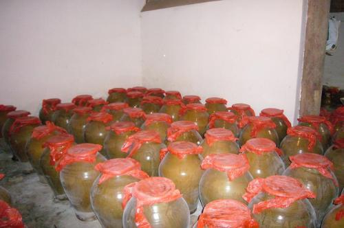咸菜加工厂