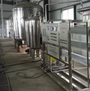 长沙名江水处理设备有限公司净水设备