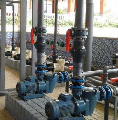 联盛水环境净水设备