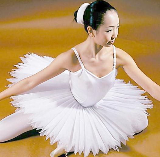 艺龙舞蹈小天鹅