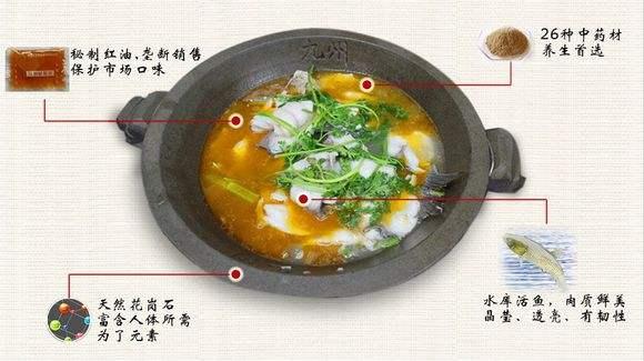 九州石锅鱼
