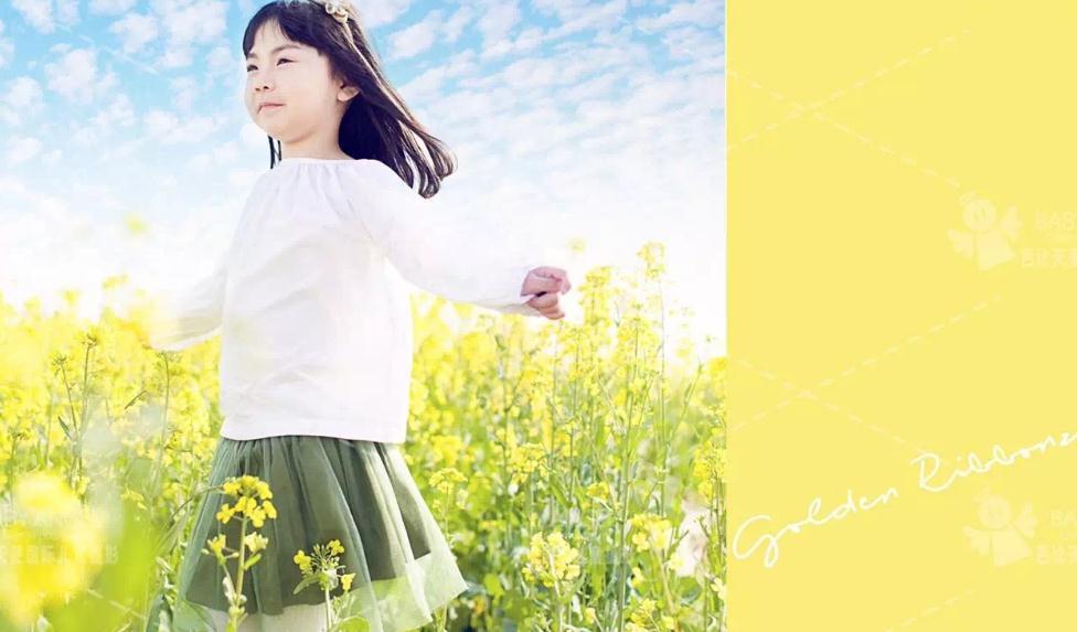 天使乐园儿童摄影向日葵