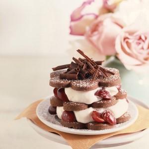 地茂馆甜品巧克力缤纷