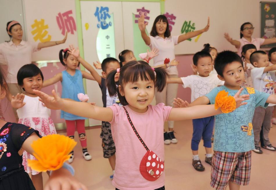 幼儿园加盟店展示
