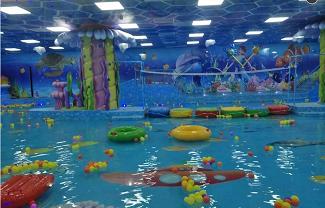 天津室内儿童水上乐园