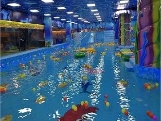 兰州室内儿童水上乐园
