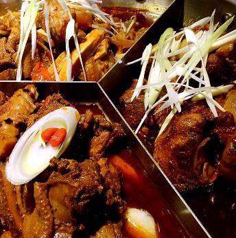 鲜香美鸡汤馆火锅