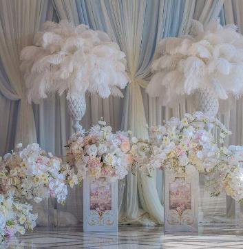 玫瑰心语婚礼用花