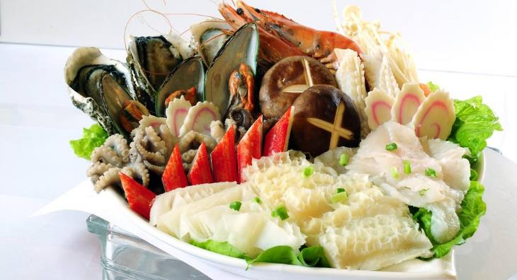 禾湟记海鲜火锅特色海鲜