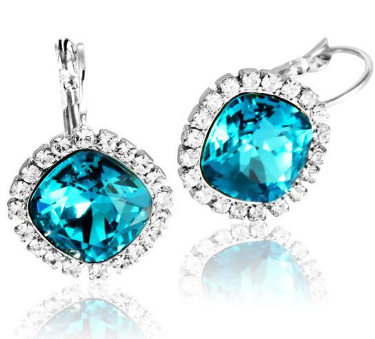 耳语饰品蓝宝石