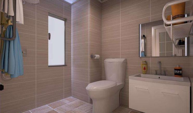 华琅瓷砖卫生间效果图