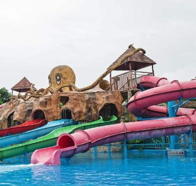 海浪水上乐园