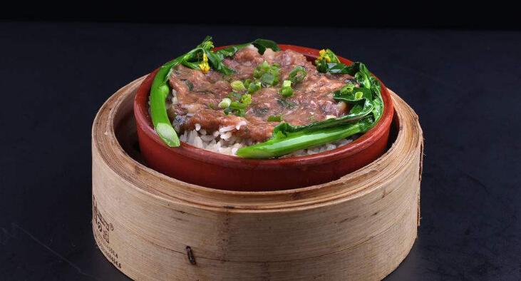 友乐达台北精致面馆私房蒸肉饭