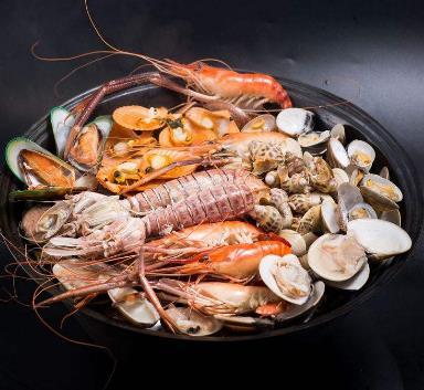 禾湟记海鲜火锅皮皮虾