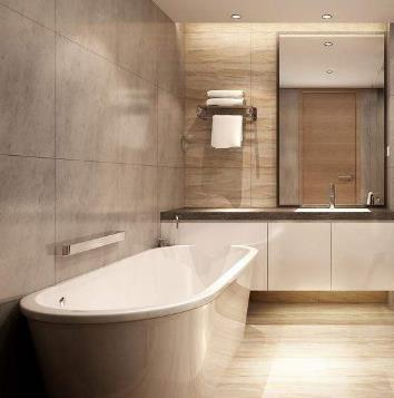 华琅瓷砖卫生间瓷砖