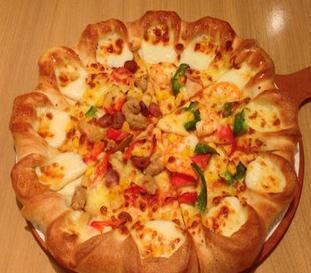 一楼后座披萨
