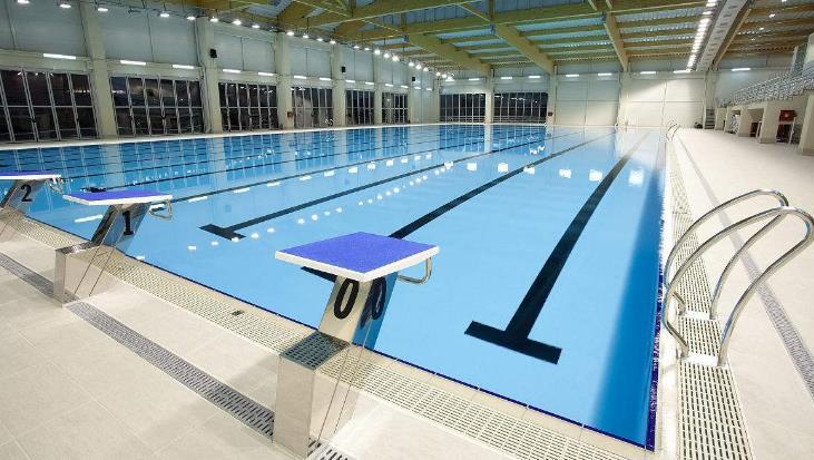 迪漾游泳池体育馆泳池