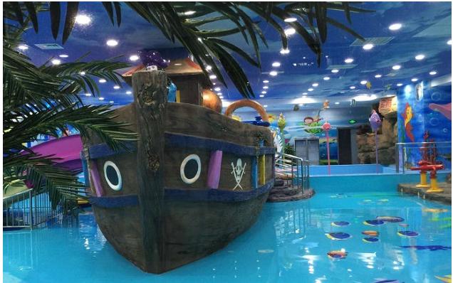 内蒙古室内儿童水上乐园