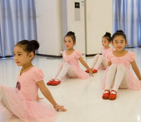 小苹果舞蹈排练