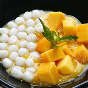 芒不顛甜品芒果小圓子