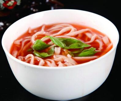 阿明小面茄汁面