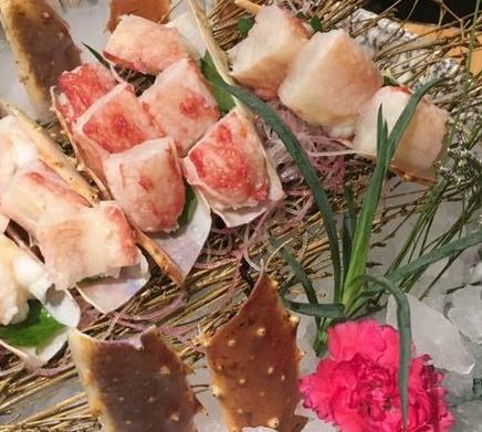 舞泽雪蟹和牛蒸涮锅美味