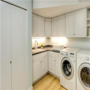 臻然櫥柜洗衣機