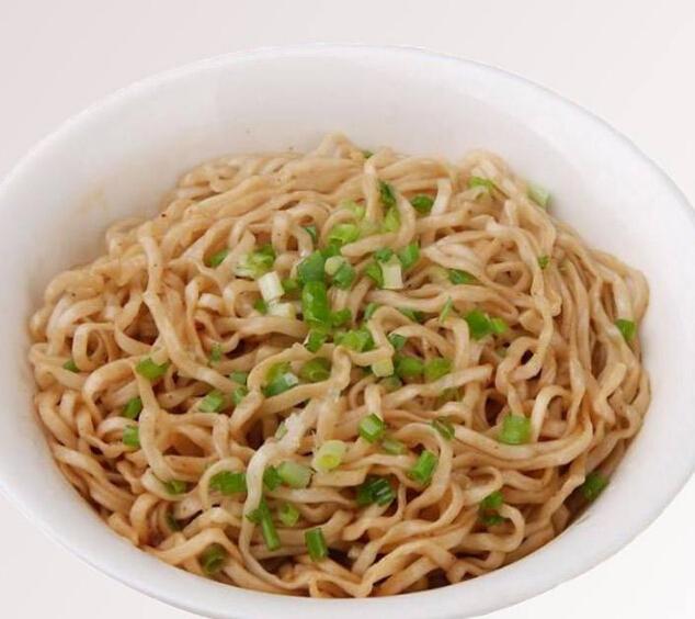 面缘沙县特色营养小吃干拌面