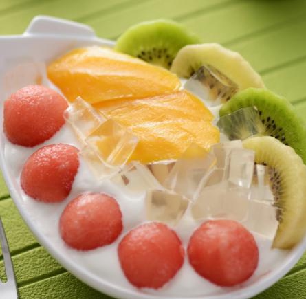 芋貴人甜品西瓜獼猴桃酸奶