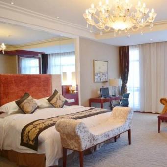 神木铂金汉宫国际酒店