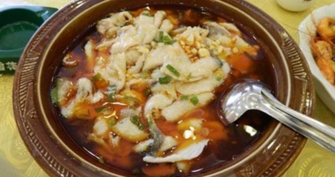 椒点酸菜鱼