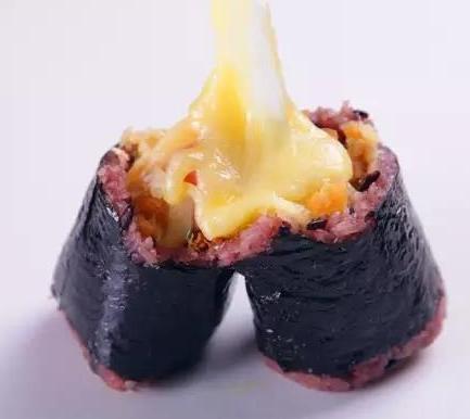 麦黍叔台湾饭团汁香