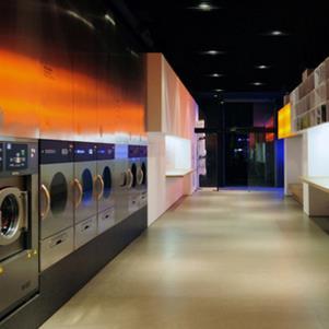 盛兰洗衣设备