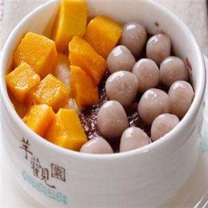 芋观园甜品双拼