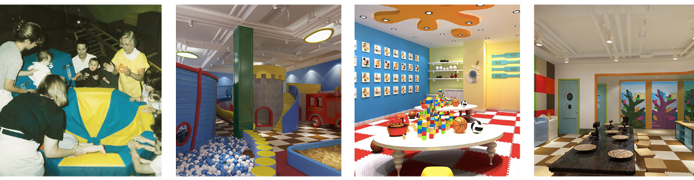 贝迪堡国际儿童早期发展中心空间设计