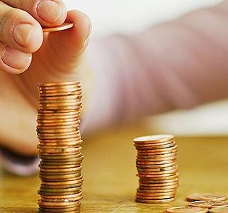 财智基地幼儿理财硬币