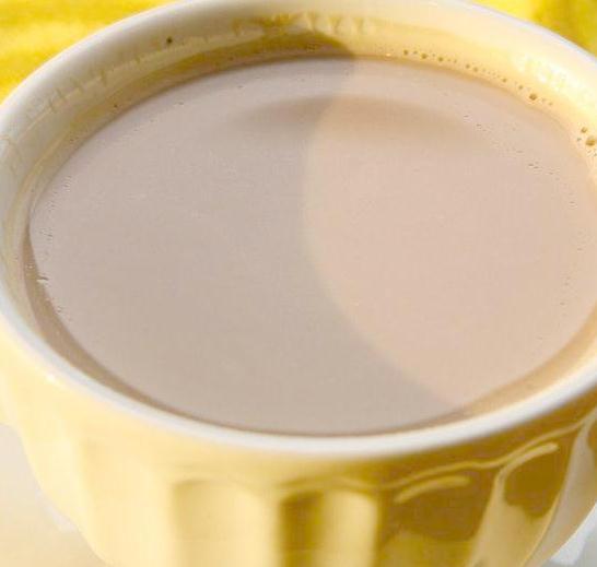 壹品町奶茶黄色